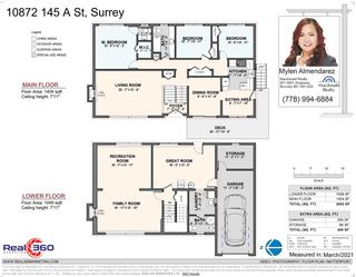 Photo 5: 10872 145A Street in Surrey: Bolivar Heights House for sale (North Surrey)  : MLS®# R2551159