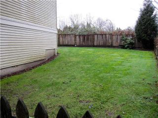 """Photo 13: 60 11720 COTTONWOOD Drive in Maple Ridge: Cottonwood MR Townhouse for sale in """"COTTONWOOD GREEN"""" : MLS®# V1102875"""