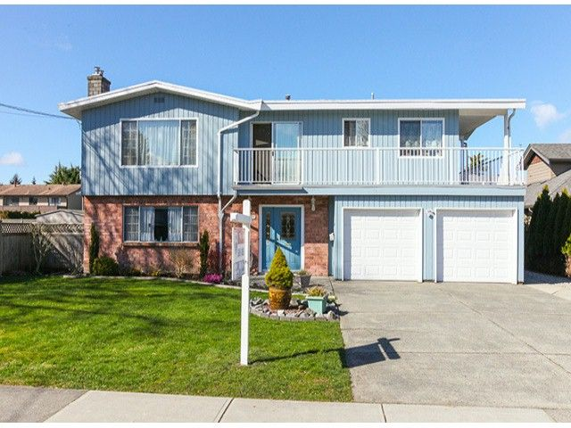 Main Photo: 4621 54A Street in Ladner: Delta Manor House for sale : MLS®# V1053819