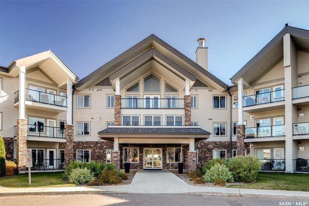 Main Photo: 215 1010 Ruth Street East in Saskatoon: Adelaide/Churchill Residential for sale : MLS®# SK838047