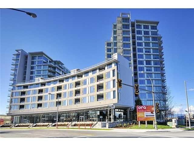 "Main Photo: 1205 6971 ELMBRIDGE Way in Richmond: Brighouse Condo for sale in ""Ora II"" : MLS®# R2437849"