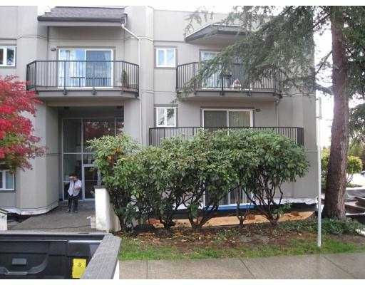 Main Photo: 203 620 BLACKFORD Street in New Westminster: Uptown NW Condo for sale : MLS®# V782171