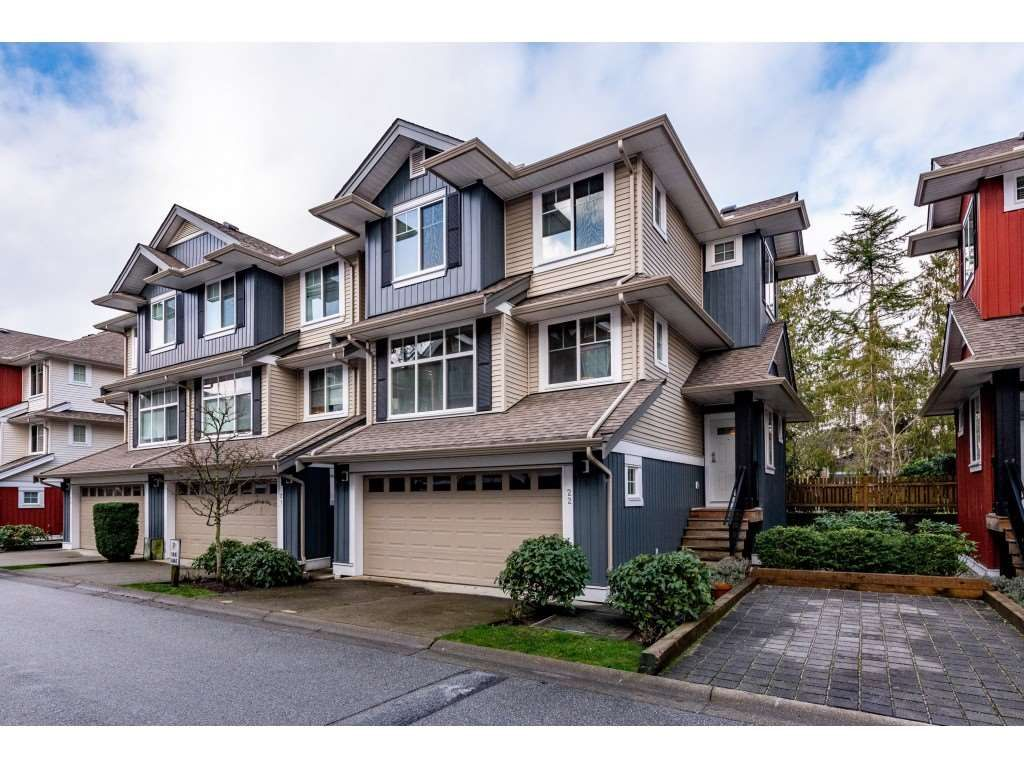 """Main Photo: 22 6956 193 Street in Surrey: Clayton Townhouse for sale in """"EDGE"""" (Cloverdale)  : MLS®# R2529563"""