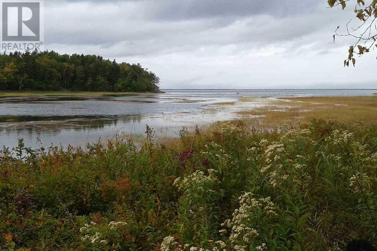 Main Photo: Lot 10-1 Oxley Beach Road in Tidnish Cross Roads: Vacant Land for sale : MLS®# 202107340