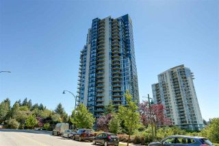 Photo 1: 403 288 UNGLESS Way in Port Moody: North Shore Pt Moody Condo for sale : MLS®# R2196452