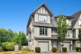 """Photo 1: 15 15175 62A Avenue in Surrey: Sullivan Station Townhouse for sale in """"Brooklands"""" : MLS®# R2603047"""