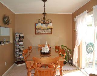 "Photo 4: 8 11355 236TH Street in Maple_Ridge: Cottonwood MR Townhouse for sale in ""ROBERTSON RIDGE"" (Maple Ridge)  : MLS®# V743245"
