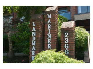 """Photo 4: 318 2366 WALL Street in Vancouver: Hastings Condo for sale in """"LANDMARK MARINER"""" (Vancouver East)  : MLS®# V1031253"""