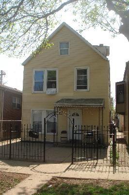 Main Photo: 3719 PALMER Street in CHICAGO: CHI - Logan Square Multi Family (2-4 Units) for sale ()  : MLS®# MRD08931276