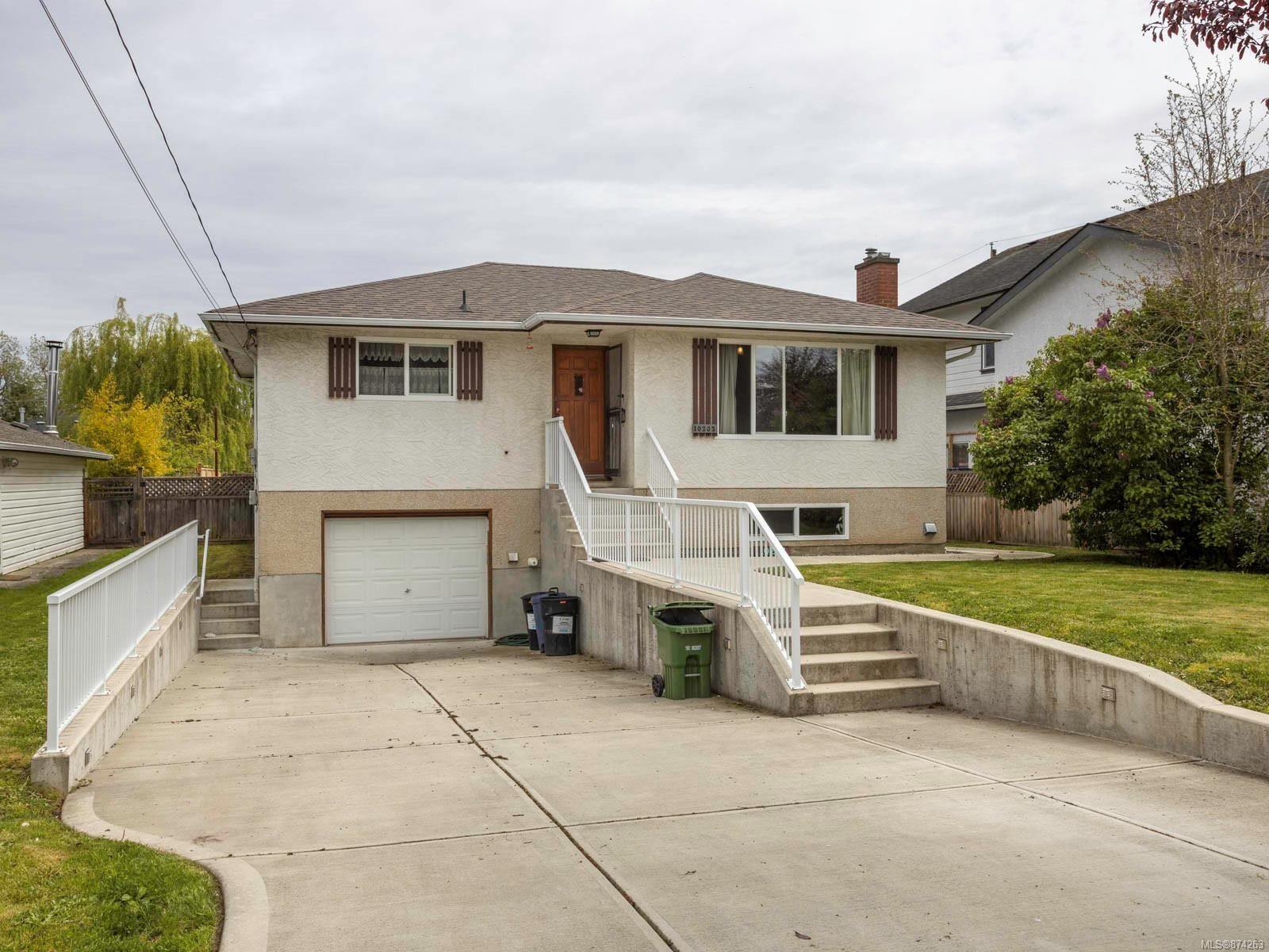 Main Photo: 10203 Almond St in : Si Sidney North-East House for sale (Sidney)  : MLS®# 874263
