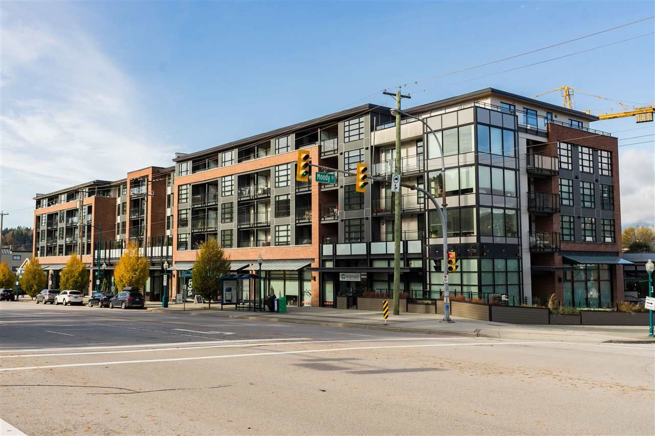 """Main Photo: 309 95 MOODY Street in Port Moody: Port Moody Centre Condo for sale in """"The Station"""" : MLS®# R2415981"""