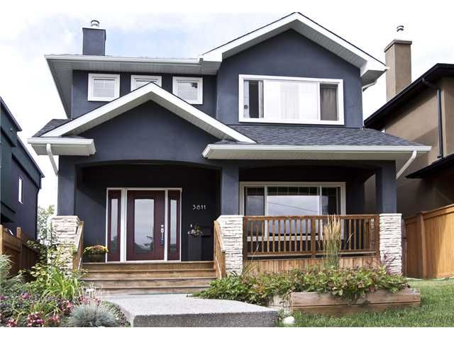 Main Photo: 3811 15A Street SW in CALGARY: Altadore River Park Residential Detached Single Family for sale (Calgary)  : MLS®# C3499778
