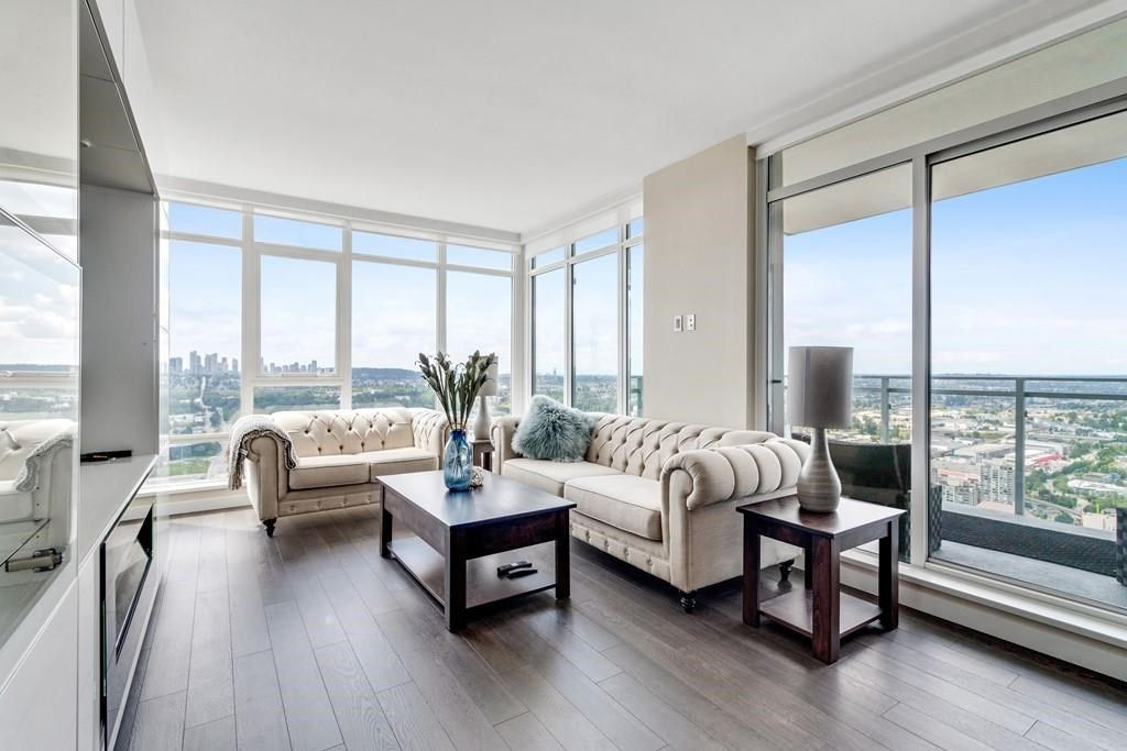 """Main Photo: 4201/02 4485 SKYLINE Drive in Burnaby: Brentwood Park Condo for sale in """"SOLO DISTRICT - ALTUS"""" (Burnaby North)  : MLS®# R2585612"""