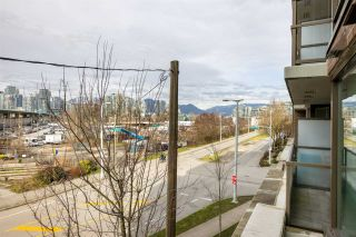 """Photo 10: 305 1919 WYLIE Street in Vancouver: False Creek Condo for sale in """"Maynards Block"""" (Vancouver West)  : MLS®# R2589947"""