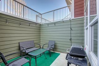 Photo 18: 34 AUBURN BAY Link SE in Calgary: Auburn Bay Row/Townhouse for sale : MLS®# A1027472