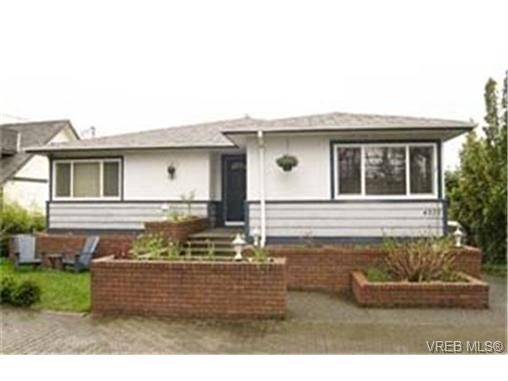 Main Photo:  in VICTORIA: SE Mt Doug House for sale (Saanich East)  : MLS®# 425855