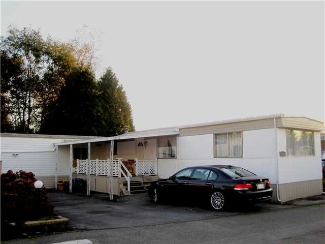 "Main Photo: 288 201 CAYER Street in Coquitlam: Maillardville Manufactured Home for sale in ""WILDWOOD PARK"" : MLS®# V1033791"