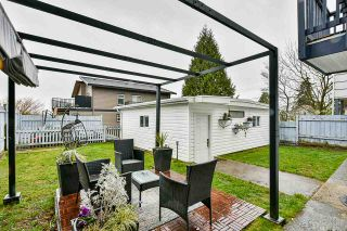Photo 32: 1922 EIGHTH Avenue in New Westminster: West End NW House for sale : MLS®# R2565641