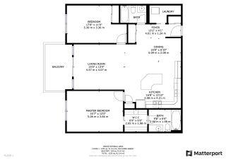 Photo 48: 319 10421 42 Avenue in Edmonton: Zone 16 Condo for sale : MLS®# E4241411