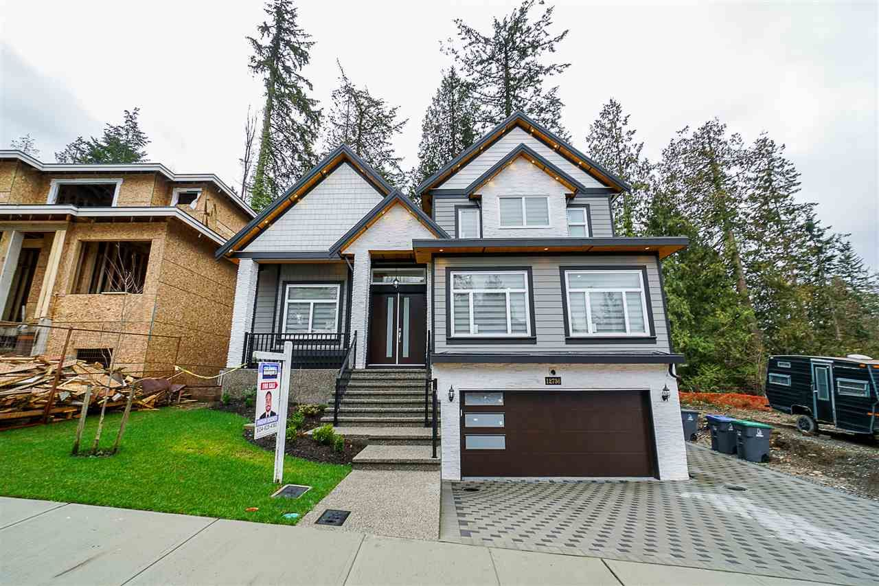 Main Photo: 12736 106A AVENUE in Surrey: Cedar Hills House for sale (North Surrey)  : MLS®# R2386417