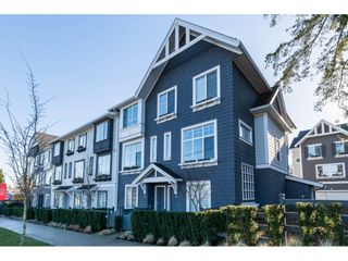 """Photo 1: 25 15128 24 Avenue in Surrey: Sunnyside Park Surrey Townhouse for sale in """"Semiahmoo Trail"""" (South Surrey White Rock)  : MLS®# R2133740"""