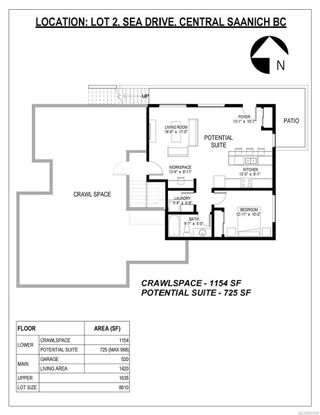 Photo 15: Proposed Lot 2 Brentwood Hts in : CS Brentwood Bay Land for sale (Central Saanich)  : MLS®# 881948