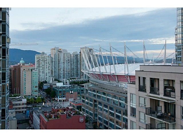 Photo 10: Photos: 2101 950 Cambie St in Vancouver: Yaletown Condo for sale (Vancouver West)  : MLS®# V1011470