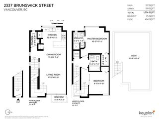 """Photo 20: 2337 BRUNSWICK Street in Vancouver: Mount Pleasant VE Townhouse for sale in """"9 ON THE PARK"""" (Vancouver East)  : MLS®# R2448860"""