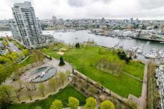 """Photo 19: 2103 583 BEACH Crescent in Vancouver: Yaletown Condo for sale in """"PARK WEST TWO"""" (Vancouver West)  : MLS®# R2361220"""
