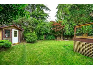 """Photo 36: 21387 87B Avenue in Langley: Walnut Grove House for sale in """"Forest Hills"""" : MLS®# R2585075"""