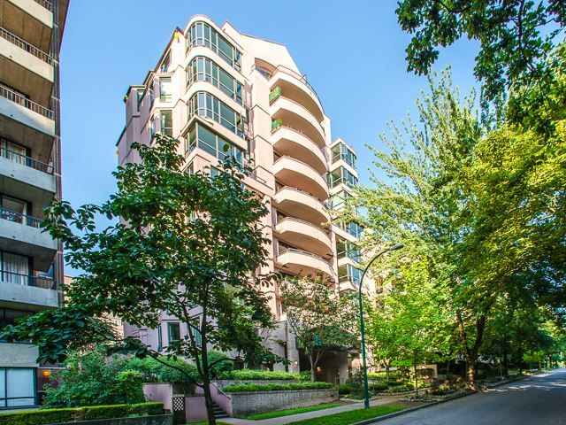"""Main Photo: 201 1265 BARCLAY Street in Vancouver: West End VW Condo for sale in """"1265 Barclay"""" (Vancouver West)  : MLS®# R2080754"""