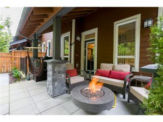 """Photo 10: 11 3431 GALLOWAY Avenue in Coquitlam: Burke Mountain Townhouse for sale in """"NORTHBROOK"""" : MLS®# V1069633"""