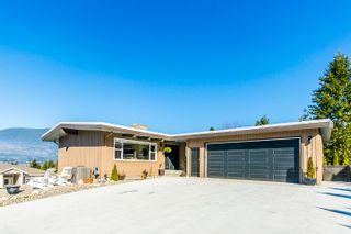 Photo 1: 4901 Northeast Lakeshore Road in Salmon Arm: Raven House for sale (NE Salmon Arm)  : MLS®# 10114374