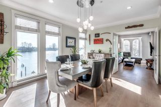 Photo 3: 307 8 LAGUNA Court in New Westminster: Quay Condo for sale : MLS®# R2587600