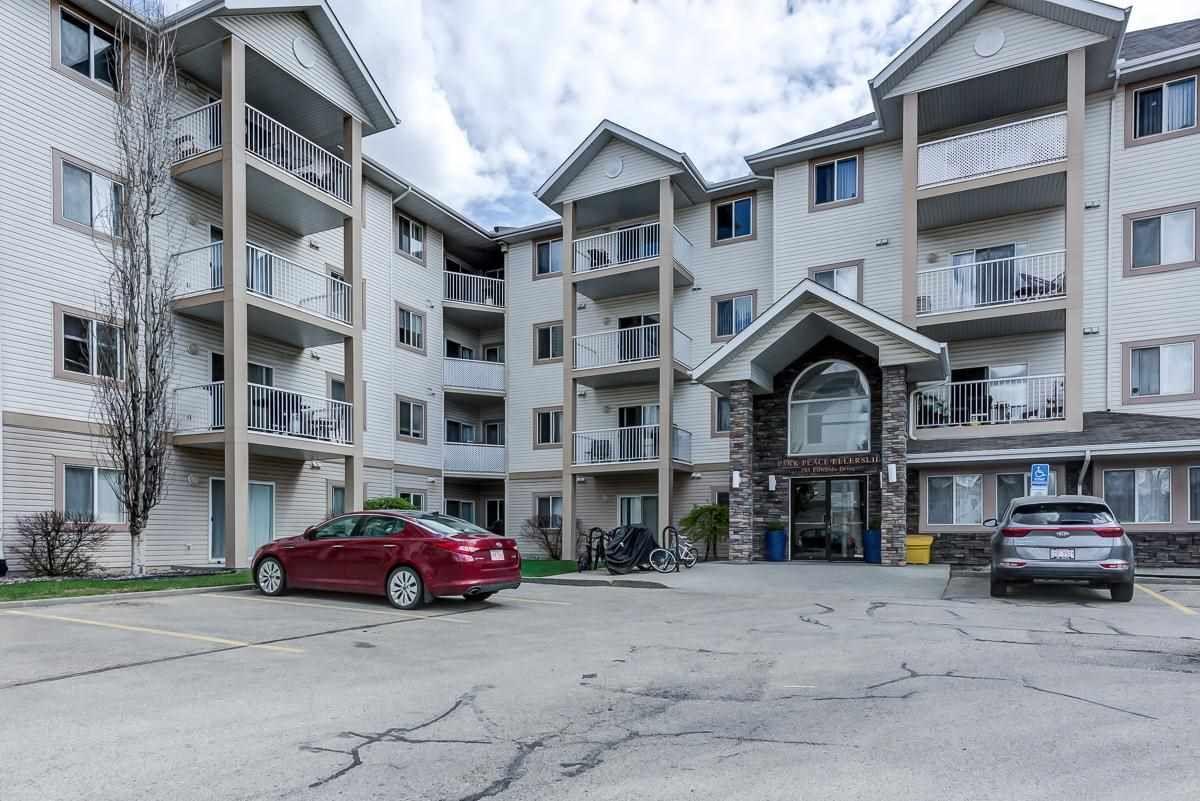 Main Photo: 104 245 EDWARDS Drive SW in Edmonton: Zone 53 Condo for sale : MLS®# E4243587