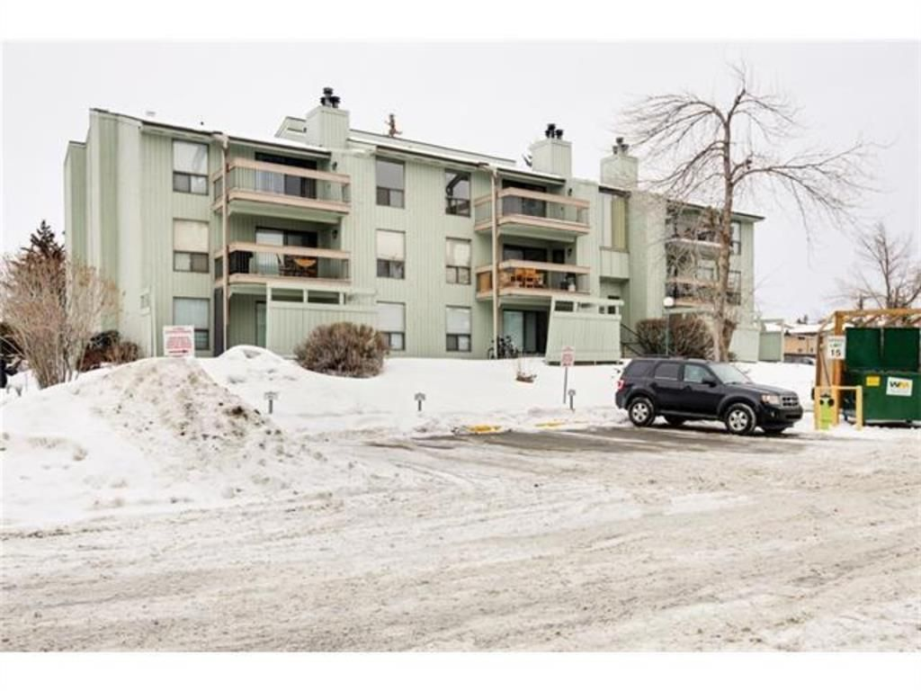 Main Photo: 131 10120 Brookpark Boulevard SW in Calgary: Braeside Apartment for sale : MLS®# A1054799