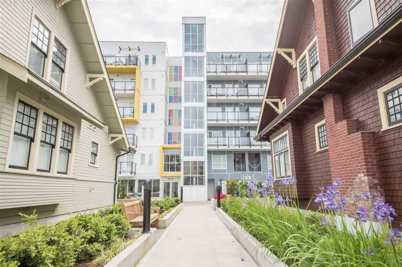 Main Photo: 507 809 FOURTH AVENUE in : Uptown NW Condo for sale : MLS®# R2272203
