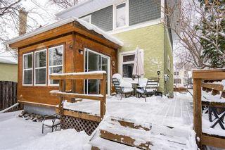 Photo 33: 196 Aubrey Street in Winnipeg: Wolseley Residential for sale (5B)  : MLS®# 202105408