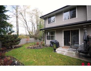 """Photo 10: 49 15152 62A Avenue in Surrey: Sullivan Station Townhouse for sale in """"Uplands"""" : MLS®# F2831409"""