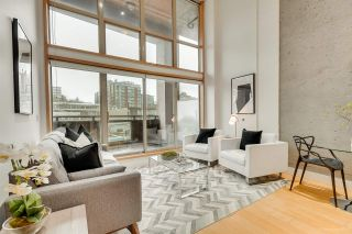 """Photo 7: 413 1529 W 6TH Avenue in Vancouver: False Creek Condo for sale in """"WSIX - South Granville Lofts"""" (Vancouver West)  : MLS®# R2435033"""