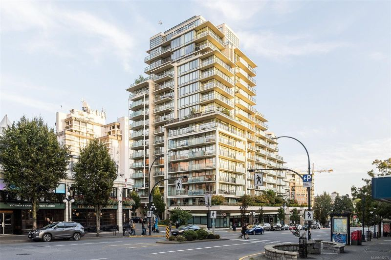 FEATURED LISTING: 605 - 707 Courtney St Victoria