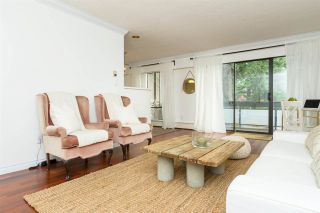 "Photo 3: 206 1425 CYPRESS Street in Vancouver: Kitsilano Condo for sale in ""Cypress West"" (Vancouver West)  : MLS®# R2119084"