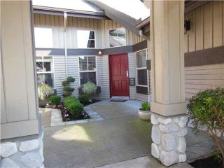 """Photo 20: 44 1550 LARKHALL Crescent in North Vancouver: Northlands Townhouse for sale in """"Nahanee Woods"""" : MLS®# V1057565"""