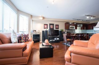 """Photo 10: 407 122 E 3RD Street in North Vancouver: Lower Lonsdale Condo for sale in """"SAUSALITO"""" : MLS®# R2034423"""