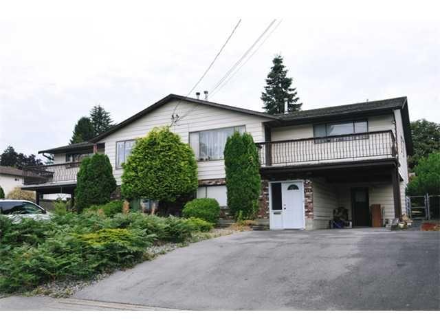 Main Photo: 617 LEA Avenue in Coquitlam: Coquitlam West Duplex for sale : MLS®# V968344