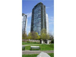 Photo 1: 2901 455 Beach Crescent in Vancouver: Yaletown Condo  (Vancouver West)  : MLS®# V1058774
