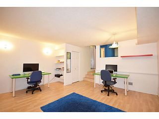 Photo 8: 1307 BRUNETTE AV in Coquitlam: Maillardville Townhouse for sale : MLS®# V1006092