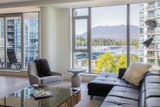 """Photo 7: 502 1409 W PENDER Street in Vancouver: Coal Harbour Condo for sale in """"West Pender Place"""" (Vancouver West)  : MLS®# R2591821"""