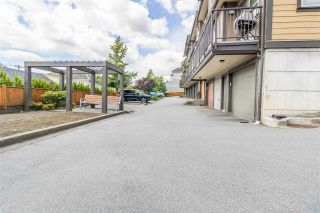 "Photo 22: 101 1418 CARTIER Avenue in Coquitlam: Maillardville Townhouse for sale in ""CARTIER PLACE"" : MLS®# R2477824"