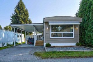 """Photo 22: 182 7790 KING GEORGE Boulevard in Surrey: East Newton Manufactured Home for sale in """"CRISPEN BAYS"""" : MLS®# R2591510"""